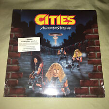 Annihilation Absolute Cities Record NEW 80s Heavy Metal Metal Blade Records