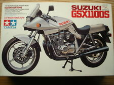 "Tamiya Vintage ""Oshika"" 1:12 Scale Suzuki GSX1100S Katana Model Kit New"