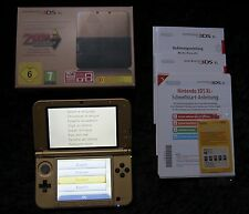 Nintendo 3DS XL Zelda A Link Between Worlds Limited Edition Konsole, OVP