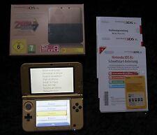 Nintendo 3DS XL Zelda A Link Between Worlds Limited Edition Konsole, OVP