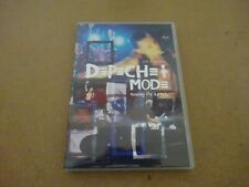Depeche Mode Touring the Angel DVD Live in Milan