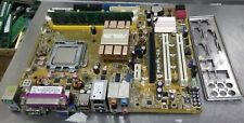 Asus P5KPL-CM LGA775 ATX Motherboard with E5200 CPU, 2GB Memory, I/O Plate