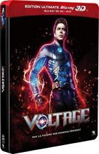 Ra.One 3D -aka- Voltage 3D (Blu-ray 3D +2D)~~~STEELBOOK~~~NEW & SEALED