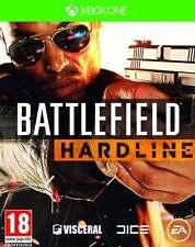 Battlefield Hardline XBOXONE NUOVO ITA