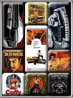 Magnet Set Hollywood Movie Classics 9 teilig in Box,neu!