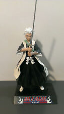 "Shonen Jump Bleach TOSHIRO HITSUGAYA 7"" Action Figure Toy Lot Anime Toynami rare"