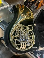 French Horn Holton H378 Double Horn w/ Case