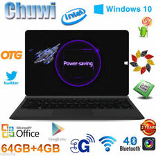 4GB+64GB CHUWI Hi10 Plus 10.8'' Win10+Android5.1 3G+WIFI Tablet PC + Keyboard