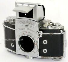 Exakta Varex IIa - 35mm SLR Camera Ihagee Dresden EXAKTA Varex IIB Camera Body