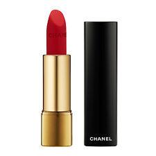 Chanel Rouge Allure Velvet Luminous Matte Lip Colour 57 Rouge Feu, 3.5g Makeup