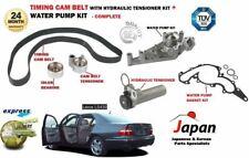 FOR LEXUS LS430 2000-> HYDRAULIC TENSIONER TIMING CAM BELT KIT + WATER PUMP KIT