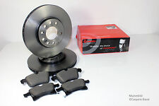 Brembo Brake Kit Front - 2 Brake Discs + Brake Pads Smart Fortwo