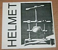 "Helmet Born Annoying Rumble '89 punk amphetamine reptile 7"" 45 rpm record vinyl"