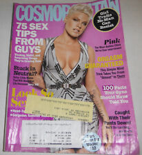 Cosmopolitan Magazine Pink & Orgasm Guaranteed June 2010 080414R