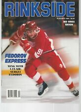 Red Wings Rinkside  playoffs 1994