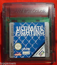 Ultimate Fighting Championship-Nintendo Game Boy Color/Advance
