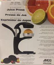 Focus 97346, Athena Manual Juice Press, Nsf