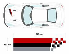 Nissan Nismo Broken Stripe - 350z Skyline GTR Car Decal Graphic