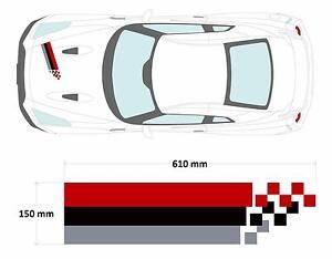 Nissan Nismo Broken Stripe - 350z Skyline GTR Car Decal Graphic