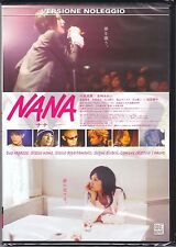 Dvd «NANA 1 ~ IL FILM ~ THE MOVIE» di Ai Yazawa nuovo sigillato 2005
