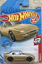 Hot Wheels Toy Car 47/250 - Porsche 1/5 - '89 Porsche 944 Turbo (New For 2020)