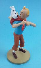 Figurine Tintin ramène Milou  N°39  - New collection officielle tintin figure