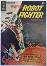 Magnus Robot Fighter 13, Gold Key, Feb 1966