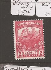 Newfoundland 2c SG 131 MNH (11ccs)