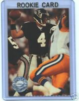 Brett Favre 1991 91 Pro Set Platinum Rookie Card #290  qty