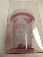 Sanrio Little Twin Stars Cup Paper Clip Holder With Magnet Dispenser