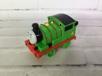 Thomas the Train & Friends Percy Pull Back and Go Moves Plastic Car Mattel 2009