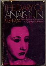 Anaïs Edited NIN, Gunther Stuhlmann / Diary of Anaïs Nin 1966