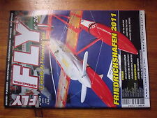 $$4 Revue Fly International N°201 MX-20 Hott  RF-4D Airline  Easy Star II