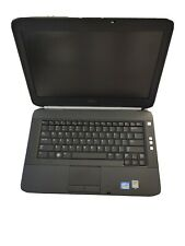 Dell Latitude E5420 i7-2620m 2.70 GHz 4GB RAM 240 GB SSD Hard Drive