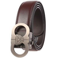 Men's Luxury Leather Belt Automatic Buckle Belt Designer Belts Men High Quality