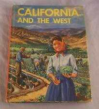 CALIFORNIA AND THE WEST ED. BY JOHN W. REITH 1968 THE FIDLER CO. HARDCOVER