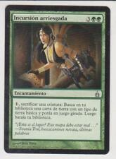 Magic MTG Tradingcard Ravnica City of Guilds 2005 Perilous Forays Spanish