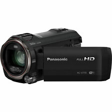 Panasonic HC-V770 Full HD Camcorder 1080P/WiFi/120fps/20x Zoom HC-V770K