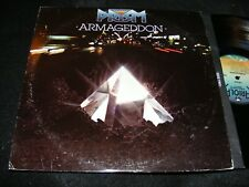 PRISM Armageddon 1979 Ariola Records issue AOR Rock Canadian Band US Release LP