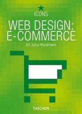 Web Design - E-Commerce (2006 book) ICONS-Digital Photography-Social Media Tech