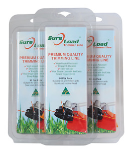 Sure Load Trimmer Line Value Pack 240pce for Sure Load Universal Trimmer Head
