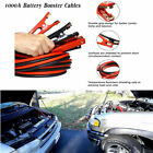 Car Battery Jumper Line 4 Gauge 1000a Heavy Duty Jumper Battery Booster Cable