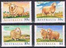 Australië postfris 1989 MNH 1146-1149  - Schapen / Sheep