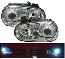 2 FEUX PHARE AVANT VW GOLF 4 LOOK R32 + KIT DE CONVERSION XENON HID AMPOULE H7