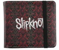 """Slipknot """"Repeated Pentagrams"""" Bifold Wallet  Official BRAND NEW"""