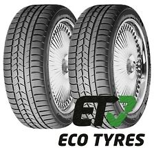 2X Tyres 235 40 R18 95H XL Winter Tyres M+S Snow Flake Symbol E E 72dB