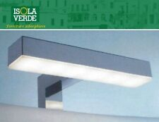 APPLIQUE DA BAGNO LED 'FA LAMP' ATTACCO A CORNICE 5W 93202