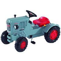 BIG Eicher Diesel ED16 Traktor Tretschlepper Schleper Kindertraktor Trettraktor