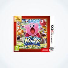 Jeu Nintendo 3ds 2ds Kirby Triple Deluxe