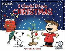 PEANUTS: A CHARLIE BROWN CHRISTMAS - CHARLES SCHULZ - NEW PAPERBACK - FREE SHIP